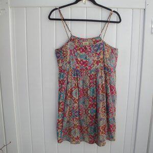 Some days lovin Boho Chic Short Dress/Top Small